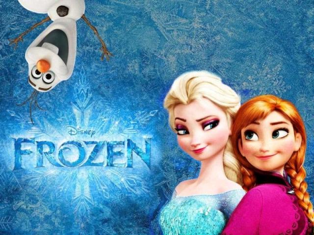 Frozen: Quem é você em Frozen?
