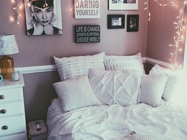 Monte o seu quarto!