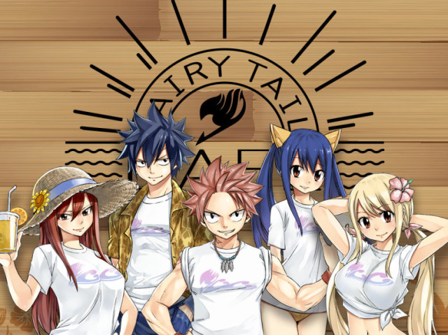 Quiz da Fairy Tail