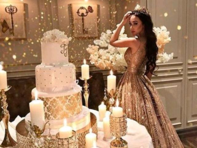 Monte sua festa perfeita de 15 anos !