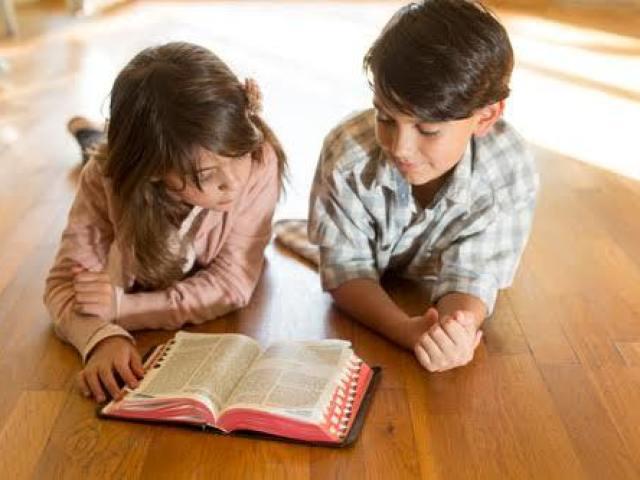 Você foi uma criança gospel?