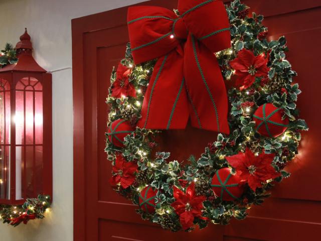 Como será a sua decoração de natal?