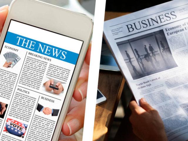 Qual tipo de mídia combina mais com você?