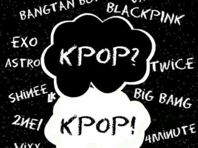 Qual é o MV de Kpop?