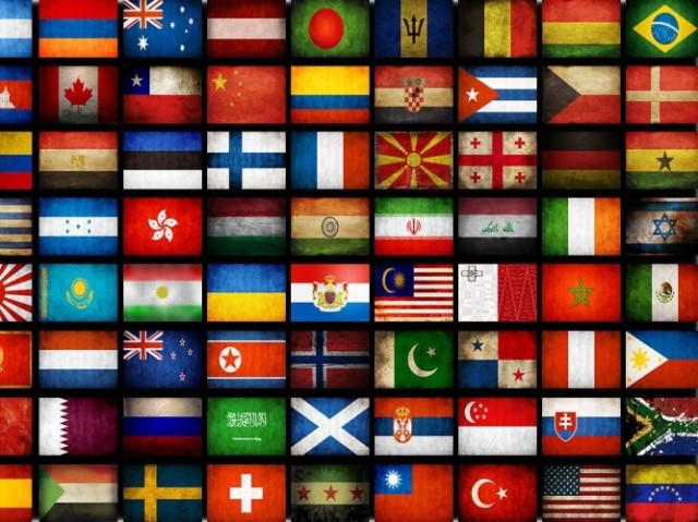 Quiz: De que país é essa bandeira?