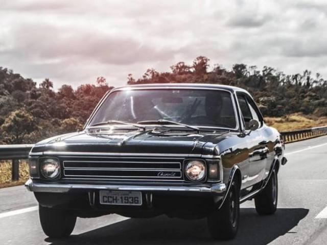 Você conhece o Chevrolet Opala?
