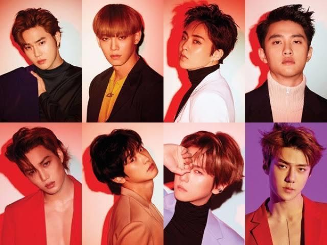 Qual do EXO lhe namoraria?