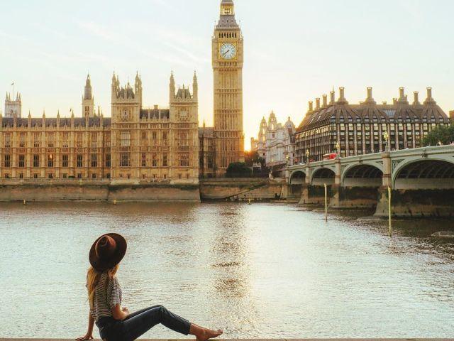 Monte sua sessão de fotos em Londres!