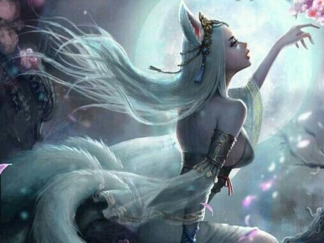 Que criatura mística você seria?