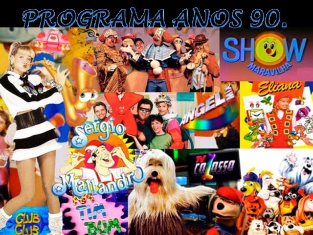 Qual programa dos anos 80 você deveria ter visto?