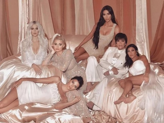 Viva um dia de luxo e descubra qual das kardashian você seria!