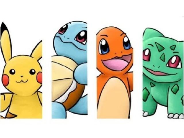 Qual desses 4 Pokémons você seria?