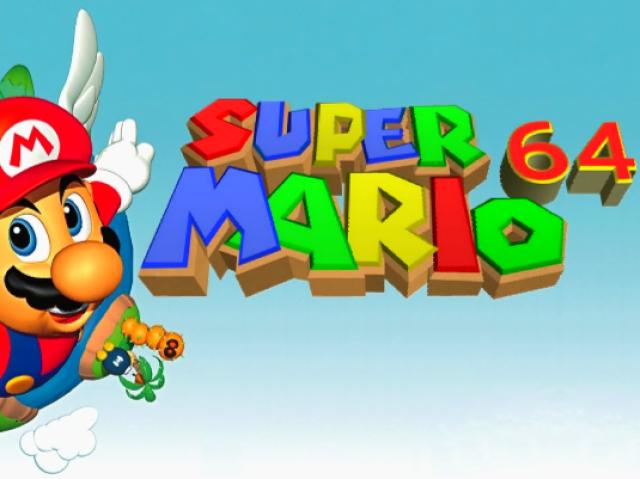 O quanto você sabe sobre Super Mario 64?