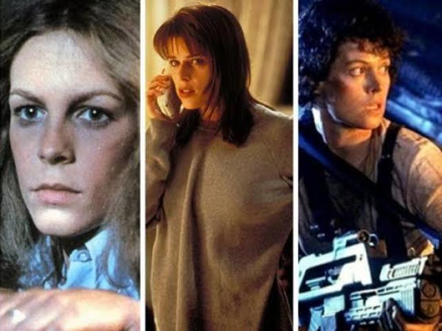 Qual final girl de filme de terror você seria?
