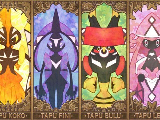 Pokémon: Qual dos Tapu de Alola você seria?