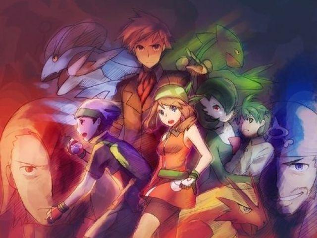 Pokémon RPG: Como você se sairia na região de Hoenn? [Parte 1]