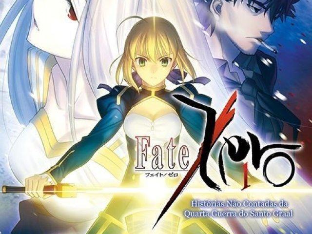Fate/Zero: Testando seu conhecimento