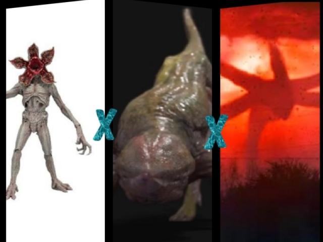 Qual Monstro do Mundo Invertido de Stranger Things você é?