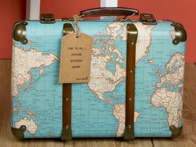 Escolha as roupas para viagem e diremos para onde você deveria viajar