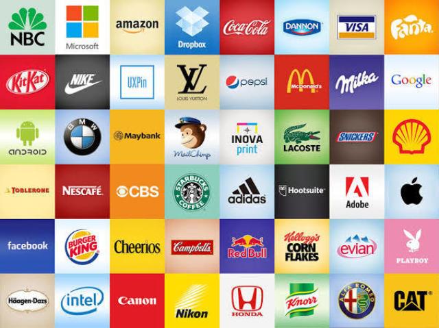 Você sabe quais marcas são estas?