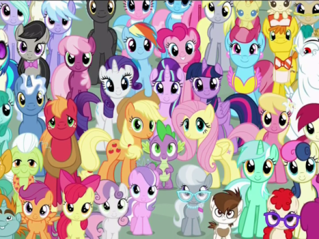 Qual seria sua espécie em My Little Pony? (Quiz com todas as raças)