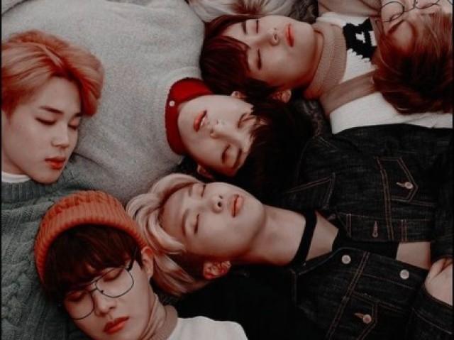 Com qual integrante do BTS você namoraria?
