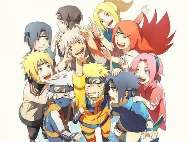 Naruto: Comece sua jornada ninja - Parte I Clássico