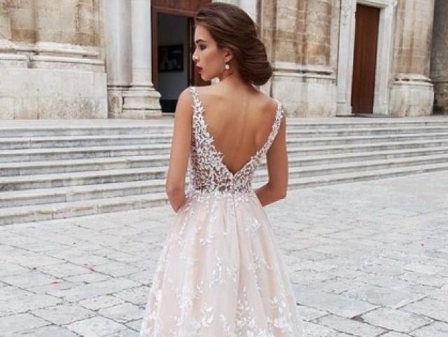 Seu vestido de noiva