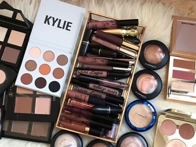 ❤_Monte seu kit de maquiagem_❤