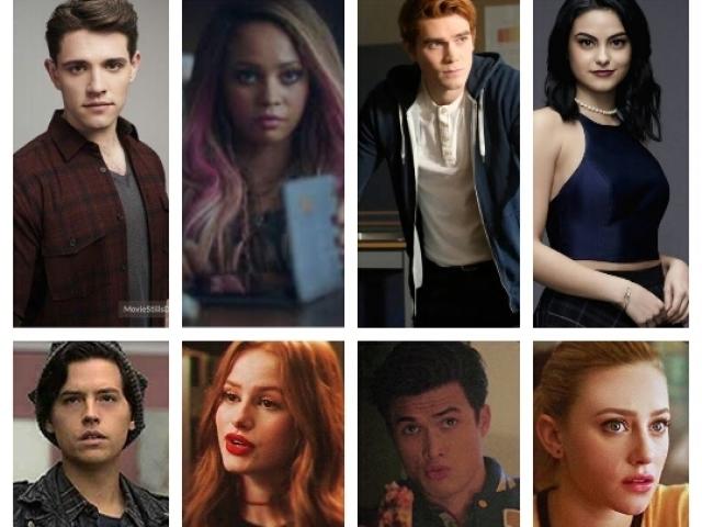 Quem são seus pais em Riverdale?