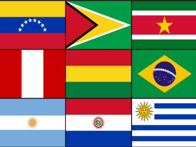 Capitais da América do Sul