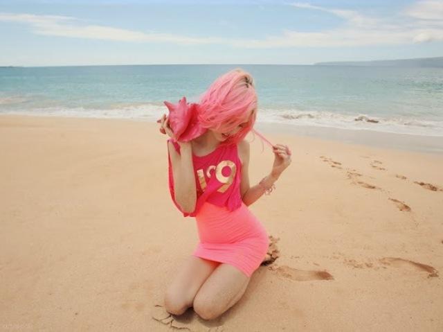 Monte seu dia e descubra que cor de cabelo você tem!
