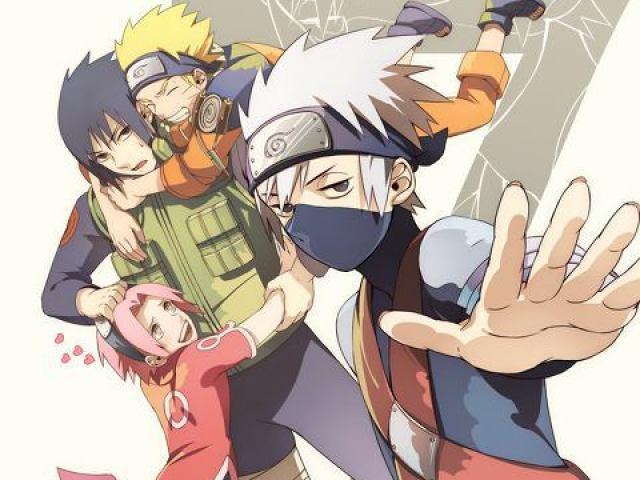 Naruto: Comece sua jornada ninja - Parte II Clássico