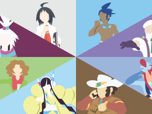 Qual dos líderes de ginásio Pokémon da região de Unova você seria?