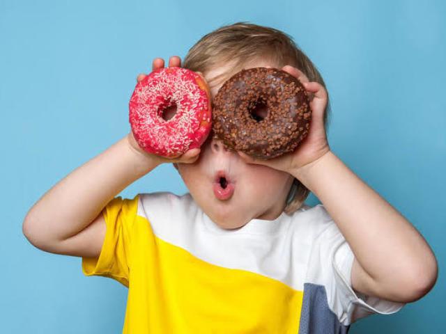 Monte suas refeições e diremos qual é a sua idade!