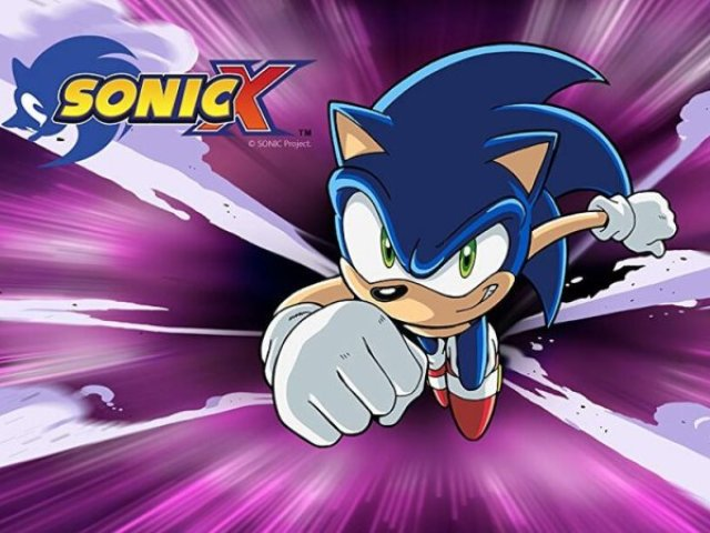 Quem você seria em Sonic X?