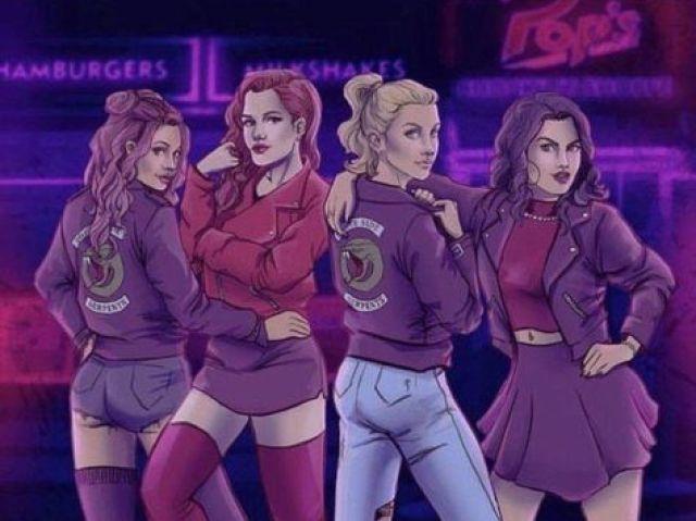 Qual garota de Riverdale você seria?