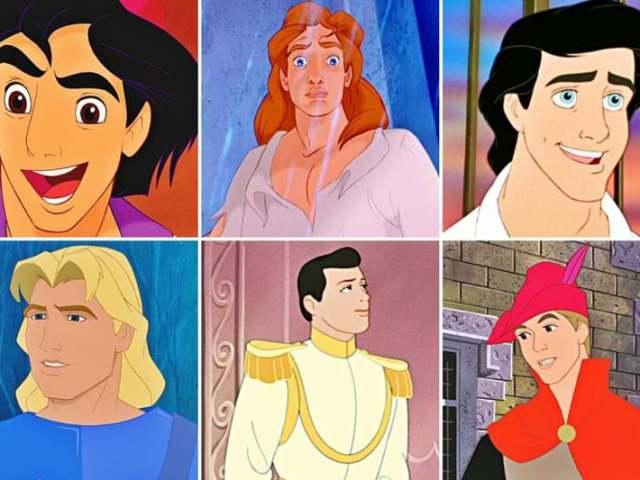 Qual príncipe da Disney você seria?