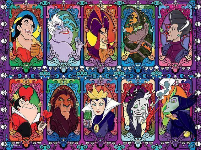 Monte seu look e descubra qual vilão da Disney você seria!