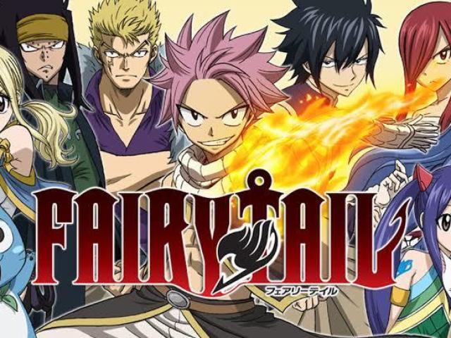 Qual seria sua magia em Fairy Tail?