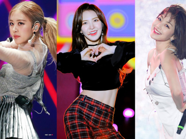 Rosé, Jihyo, Wendy, ou Yuju, qual você seria?