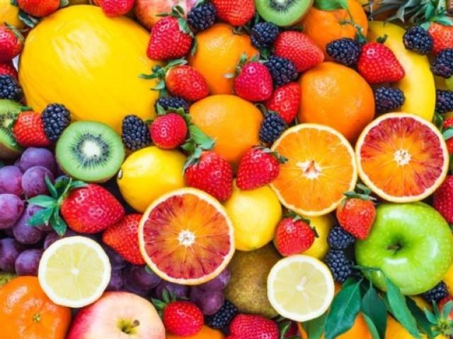 Você sabe o lugar de origem das frutas?