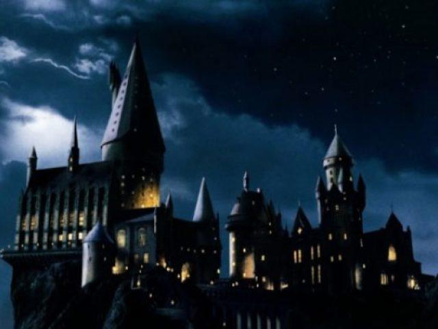 -Monte o seu dia em Hogwarts-