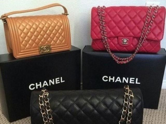 Você conhece as marcas das bolsas de luxo?