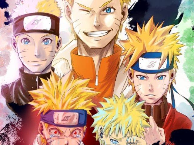 O quanto você conhece Naruto?