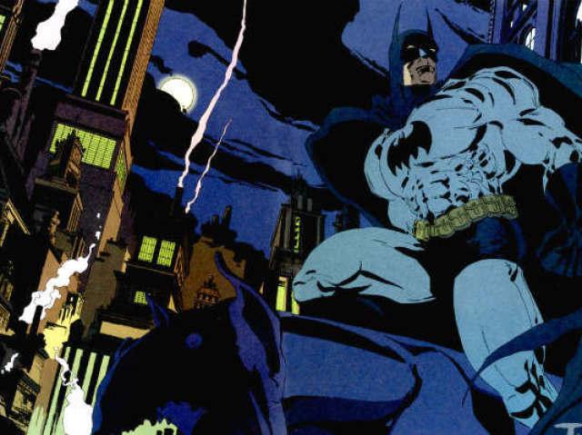 Você conhece mesmo o Batman?