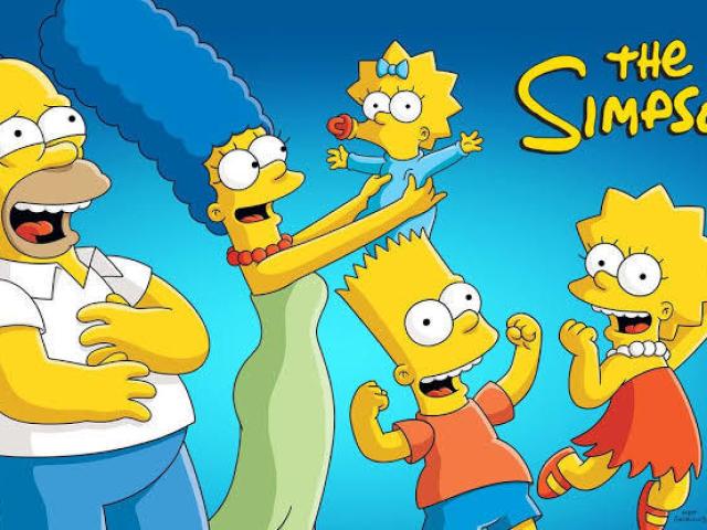 Quem você seria nos Simpsons?