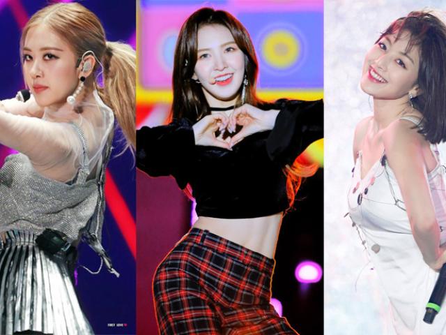 As melhores vocalistas do K-Pop!