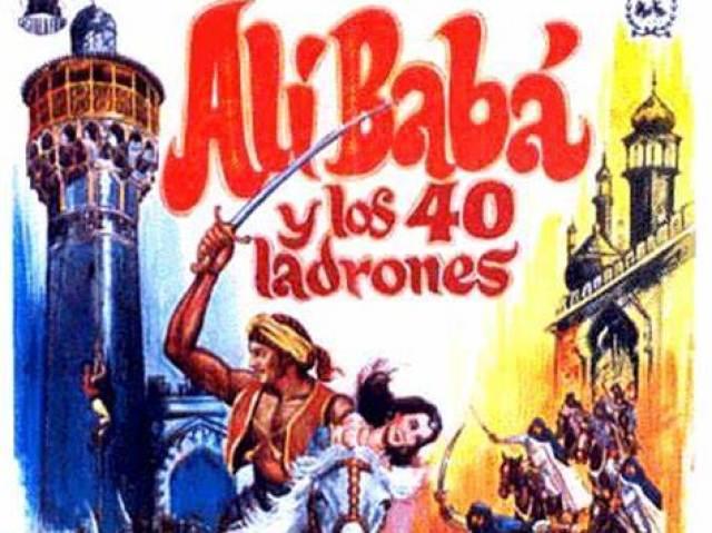 Ali Babá e os 40 Ladrões: Você se lembra do filme?