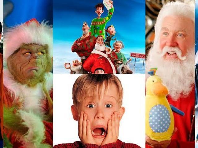 Você consegue acertar qual é o filme natalino pela imagem?
